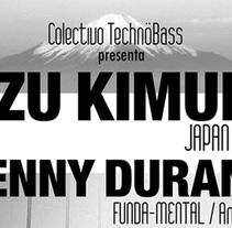 Electronic Music. A Graphic Design project by Luis Caparrós Pérez         - 20.02.2015
