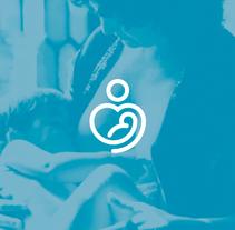 e-lactancia. Un proyecto de Diseño gráfico de Baptiste Pons         - 22.02.2015