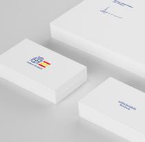 Rediseño Identidad Gobierno de España. A Design, Br, ing, Identit, and Graphic Design project by Elena García - 11-03-2012