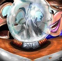 Ilustración infantil. A Illustration, and Editorial Design project by Victor Felipe Cuesta Buitrago         - 25.02.2015