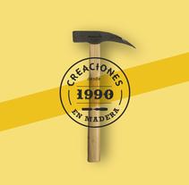 Creaciones en Madera. A Br, ing&Identit project by Manuel Berlanga - 02.27.2015