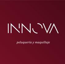Identidad | INNOVA estilistas. Um projeto de Br e ing e Identidade de Ángel         - 26.02.2015