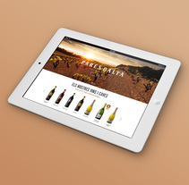 Parés Baltà. Un proyecto de Diseño gráfico y Diseño Web de Elisabet Bassa Valcarcel         - 01.03.2015