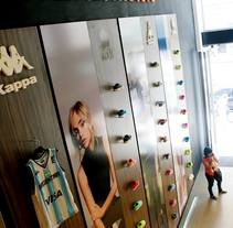 Citadium Store - Av. Santa Fe 1640. A Design, Architecture, Br, ing, Identit, Furniture Design, Industrial Design&Interior Architecture project by Maria Celeste Albertini         - 19.12.2014