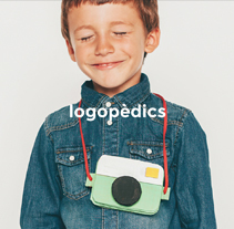Logopèdics. A Br, ing, Identit, and Web Design project by SOPA Graphics   - 04-03-2015