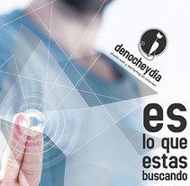 Carpeta corporativa. Um projeto de Design e Design gráfico de José M. Miguel         - 04.03.2015