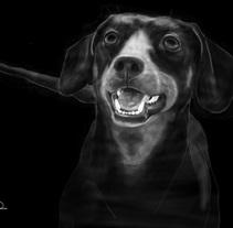 Ilustración digital con Photoshop y Wacom. Un proyecto de Bellas Artes, Diseño gráfico, Ilustración y Pintura de Arancha Bonachera - Domingo, 08 de marzo de 2015 00:00:00 +0100
