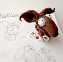 Tera. Um projeto de Design de personagens, Artes plásticas e Escultura de Cristina DM Marín - 07-03-2015