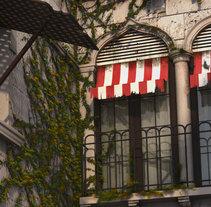 Callejón Veneciano. Un proyecto de 3D de Ainara Fassi - 08-02-2015