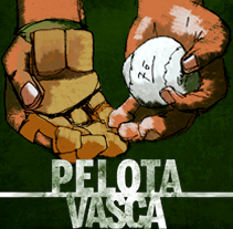 PELOTA VASCA. A Illustration, and Fine Art project by Miguel Ángel Rodríguez Rodrigo         - 08.03.2015