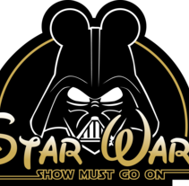Disney Wars. A Design, Illustration, and Graphic Design project by Narros         - 06.12.2012