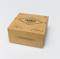 TWITS. A Graphic Design, and Packaging project by Cuadrado Creativo         - 08.03.2015