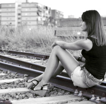Waiting . A Photograph project by Patri Rojas         - 09.08.2014