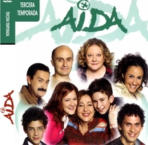 Prueba para Aída (serie de TV). Un proyecto de Televisión de Raquel Márquez - 31-12-2007