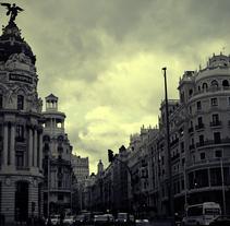 Madrid Neoclásico. Un proyecto de Fotografía de María Vila Ruiz - 09-02-2014