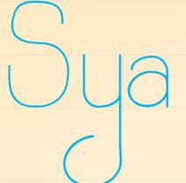 Tipografía fantasía. Um projeto de Design gráfico e Tipografia de Sandra Yago - 11-03-2015