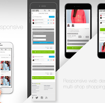 Responsive design. A Web Design project by Oscar Orosa - 17-03-2015