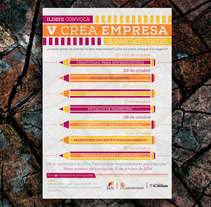 CREA EMPRESA. Um projeto de Publicidade de Fiebre Creativa         - 30.09.2015