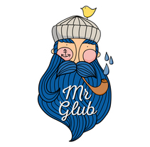 Mr Glub. A Illustration, and Graphic Design project by Isa Vice         - 25.03.2015