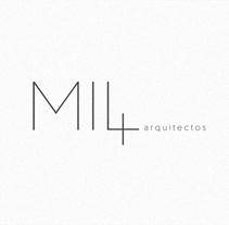 Identidad del estudio de arquitectura 1004. Un proyecto de Br, ing e Identidad, Dirección de arte y Diseño gráfico de Fran Rodríguez - Viernes, 27 de marzo de 2015 00:00:00 +0100