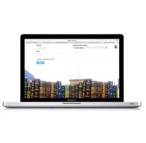 diseño web - Libreria Santa Barbara. A Design, UI / UX, Web Design, and Web Development project by Sandra Sanz         - 26.03.2015