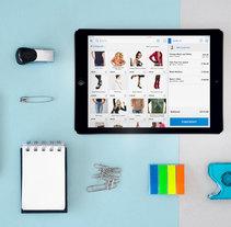 Diseño UX/UI Ebizmarts - POS. Un proyecto de UI / UX de Lucía Guedes de Rezende         - 13.04.2014