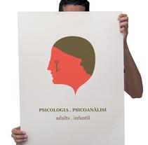 Carmen Suero. Psicoanalista.. Un proyecto de Ilustración, Br, ing e Identidad y Diseño gráfico de Jesús Sotés Vicente         - 18.04.2015