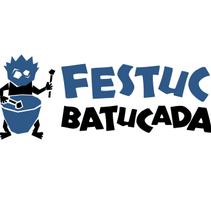 Festuc Batucada. Um projeto de Design gráfico e Web design de Rafael Laguna         - 07.09.2014