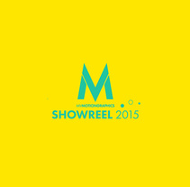 Showreel 2015. A Motion Graphics, 3D, and Animation project by Marc Vilarnau - 26-04-2015