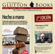 Glutton Books. Un proyecto de Diseño Web y Desarrollo Web de Iñaki Rodríguez - 30-09-2010