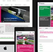 responsive design | tenaris. A Graphic Design, Information Architecture&Interactive Design project by Lucrecia Julia Rapetti Rodrigo         - 27.05.2015