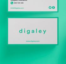 digaley. Um projeto de Br e ing e Identidade de kiuu         - 05.05.2015