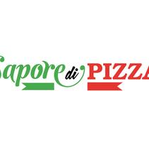 Sapore de pizza. Un proyecto de Diseño gráfico de nathalie figueroa savidan         - 06.05.2015