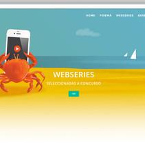 Diseño web Fidewà. Um projeto de Design, Ilustração, Design gráfico e Web design de Saúl M. Irigaray         - 17.05.2015