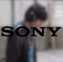 Spot - Sony. A Advertising, Post-Production, and Video project by Oihane         - 17.05.2015