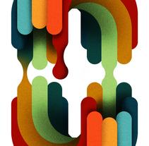 36 days of type / Numbers. Un proyecto de Ilustración y Tipografía de DAQ  - Martes, 19 de mayo de 2015 00:00:00 +0200