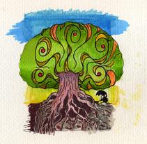Ilustraciones. Un proyecto de Ilustración de Mariano Ledwith Fernández - 20-05-2012