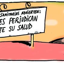 """Humor Revista """"Solana"""". Un proyecto de Comic de Miguel Angel Arqués Orobón         - 27.05.2015"""