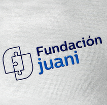 Fundación Juani. A Advertising, Art Direction, Br, ing, Identit, Design Management, Graphic Design, and Screen-printing project by Leandro Hoffmann         - 29.05.2015