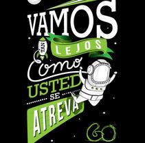 Diseños Tipográficos . Um projeto de Design, Design editorial e Design gráfico de leonardo Sánchez Puerto         - 03.06.2015