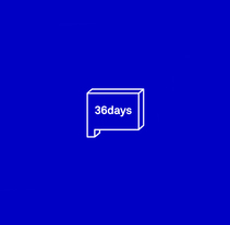36 Days Of Type.. A Motion Graphics, Art Direction, Graphic Design, and Calligraph project by Álvaro Melgosa         - 04.06.2015
