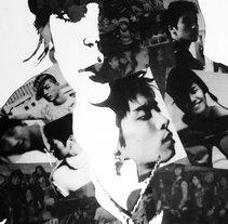 Inside Me. A Collage project by Amanda Aliaga Barba         - 07.06.2015