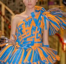 El tango de Roxanne. Um projeto de Design, Fotografia, Design de vestuário, Artesanato e Moda de Nuria Porto Domínguez         - 09.06.2015