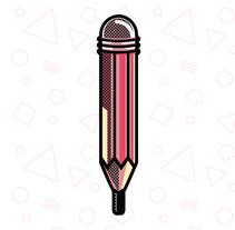 Magic Pencil. Un proyecto de Ilustración de Rocío Albertos Casas - 15-06-2015