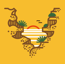 36 Days of Type | Edición 2015. Um projeto de Ilustração, Design gráfico e Tipografia de Salmorejo Studio         - 16.06.2015