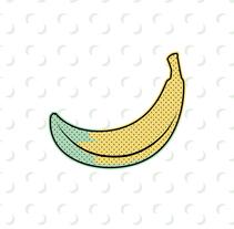Banana Pop. Un proyecto de Diseño, Ilustración y Diseño gráfico de Rocío Albertos Casas - 22-06-2015