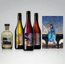 Diseño e ilustración editorial. A Design, Illustration, Packaging, and Product Design project by José Manuel Sáinz del Río         - 22.06.2015