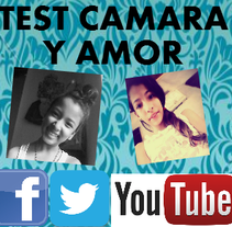 Test Camara Y Amor. A Collage project by Tania_Durinda         - 23.06.2015