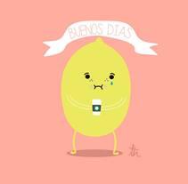 Lemonade. Um projeto de Design gráfico de esther catalán         - 23.06.2015