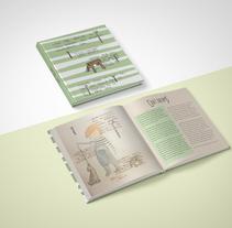 """Ilustración editorial """"Craft Dreams"""". A Editorial Design, and Graphic Design project by zoraida sobrin pintor         - 28.06.2015"""